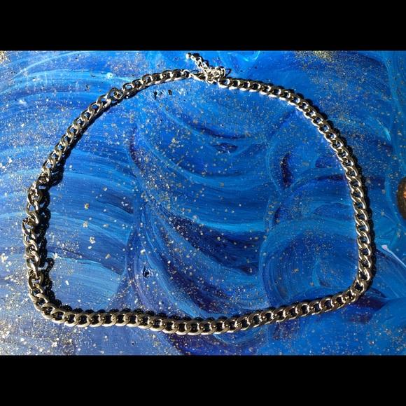 🌻2 for 15🌻 Silver neck chain
